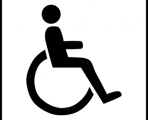rollstohl Mobilitätseinschränkung behinderung