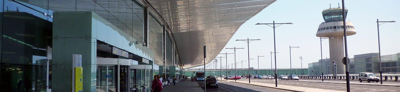 Terminal 1 El Prat Flughafen Barcelona
